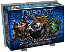 Descent: Journeys in the Dark Second Edition Expansion: Crusade of the Forgotten by (2014-10-22)