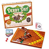 Derby Day | Horse Racing Board Game | Family and Adult Game Great for Parties and Low-Stakes Gambling |...