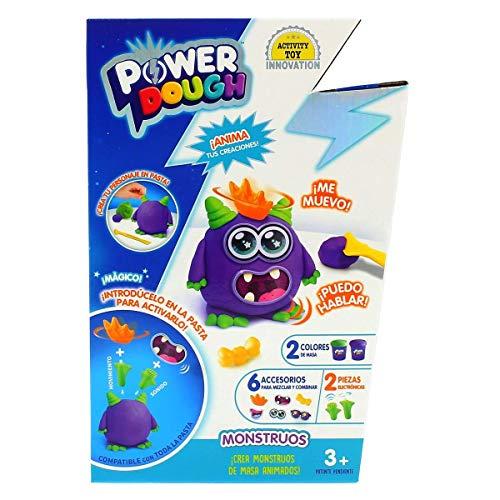 POWER DOUGH Canal Toys Amazon ES1 DP014 , Modelos/colores Surtidos, 1 Unidad