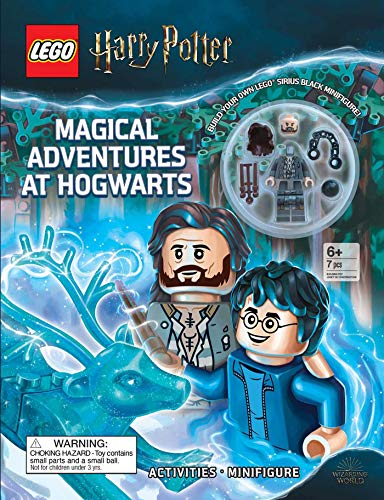 Lego(r) Harry Potter(tm): Magical Adventures at Hogwarts