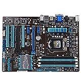 XCJ Placa Base Gaming ATX Procesador Serie Placa Base Fit For ASUS P8H77-V Le Desktop Motherboard H77 Socket 1155 USB3.0 DDR3 32GB ATX Placa Madre