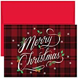 Solid red envelope Magnetic keepsake box Horizontal fold Verse: may the joy of the Christmas season be with you all through the Year Verse color: red