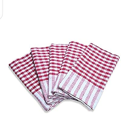 Earth Star Kitchen Napkin/Cleaning Cloth/Table Wipe (6)