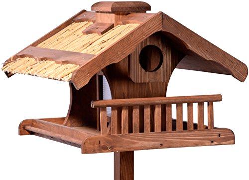 Luxus-Vogelhaus 49009FSC mit Ständer massiv, XXL groß, 54 x 53 x 157.5 cm - 7