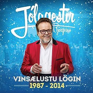 Jólagestir Björgvins: Vinsælustu Lögin 1987-2014
