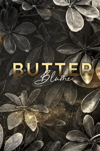 Butterblume - Originelles & Lustiges Personalisiertes Dialekt/Mundart Notizbuch mit Kosenamen: 6 x 9 Zoll - Pocket Format - 120 Seiten, Liniert - als Tagebuch, Notizheft, Journal