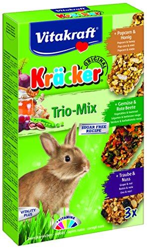 Kräcker Trio Popcorn Gemüse Nuss 1er Pack