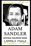 Adam Sandler Success Coloring Book