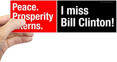 CafePress I Miss Bill Clinton Bumper Sticker 10