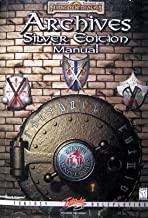 Forgotten Realms: Archives Silver Edition Manual (Advanced Dungeons & Dragons)