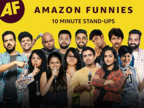 Amazon Funnies – 10 Minute Stand-ups