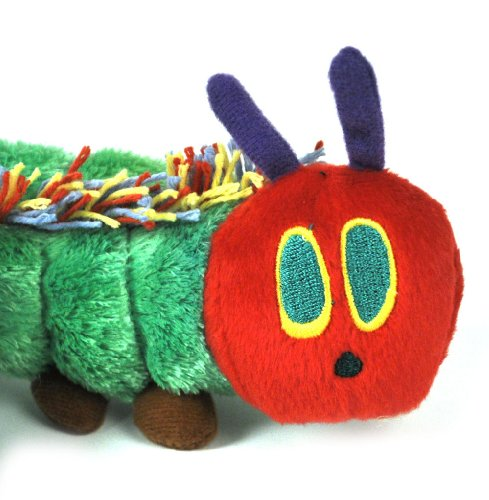 Very Hungry Caterpillar juguete suave