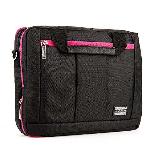Vangoddy Jaeger Shoulder Backpack and Messenger Bag for 14 inch to 15.6 inch Laptops Ultrabooks Notebook Computers