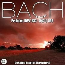 Little Prelude in D minor, BWV 935