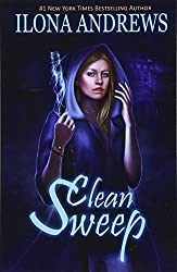 clean sweep ilona andrews audible edition cover