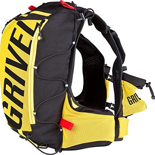 Grivel Mountain Runner 20 Gelb-Schwarz, Laufrucksack, Größe 20l - Farbe Black - Yellow
