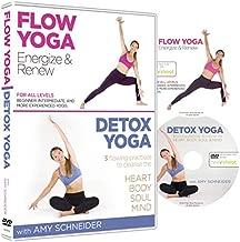 Flow Yoga / Detox Yoga - 2 DVD Box Set with Amy Schneider