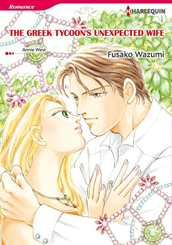 The Greek Tycoon's Unexpected Wife: Harlequin comics (English Edition)