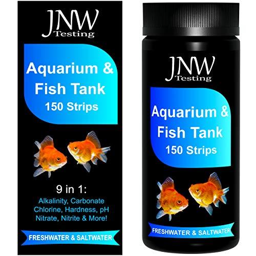 Aquarium Test Strips 9 in 1