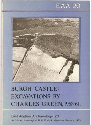Burgh Castle Excavations