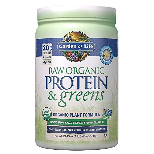 Garden of Life Raw Protein  Michigan