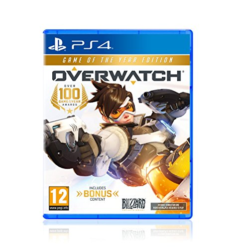 Overwatch Game of the Year Edition (PS4)