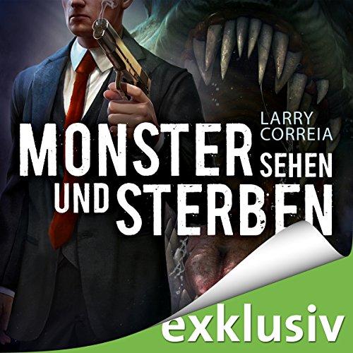 Monster sehen und sterben cover art