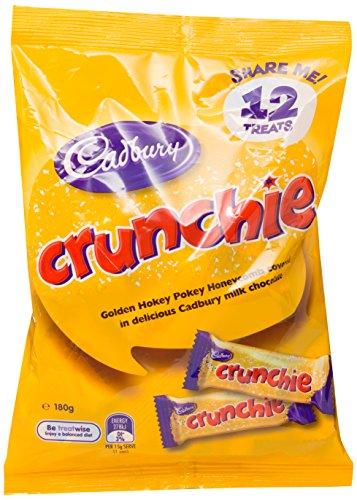 Cadbury Crunchie Bolsa de 216 g