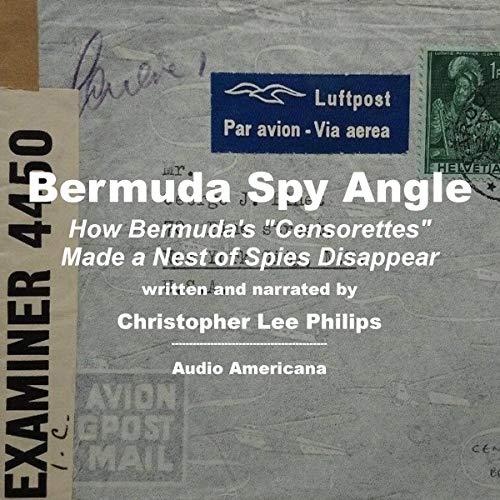 Bermuda Spy Angle cover art