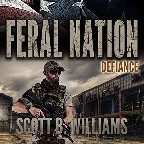 『Feral Nation - Defiance』のカバーアート