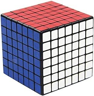 Shengshou 7x7x7 Cube Puzzl, black