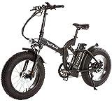 e-Fatbike Tucano Bikes Monster 20 FS plegable 500W 35 km/h