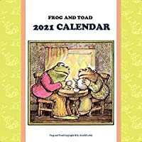 FROG AND TOAD 2021 がまくんとかえるくんカレンダー ([カレンダー])