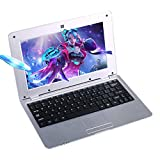 FANCY CHERRY NEW 2018 HD 10 inch Mini Laptop Notebook Netbook Tablet Computer 1G DDR3 8GB Memory VIA WM8880...