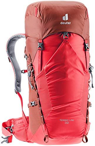 Deuter Speed Lite 32, Zaino per Escursionismo Unisex-Adulti, Chili-Lava, 32 L