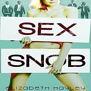 Sex Snob audiobook cover art