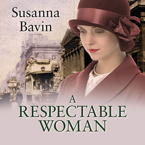 A Respectable Woman audiobook cover art