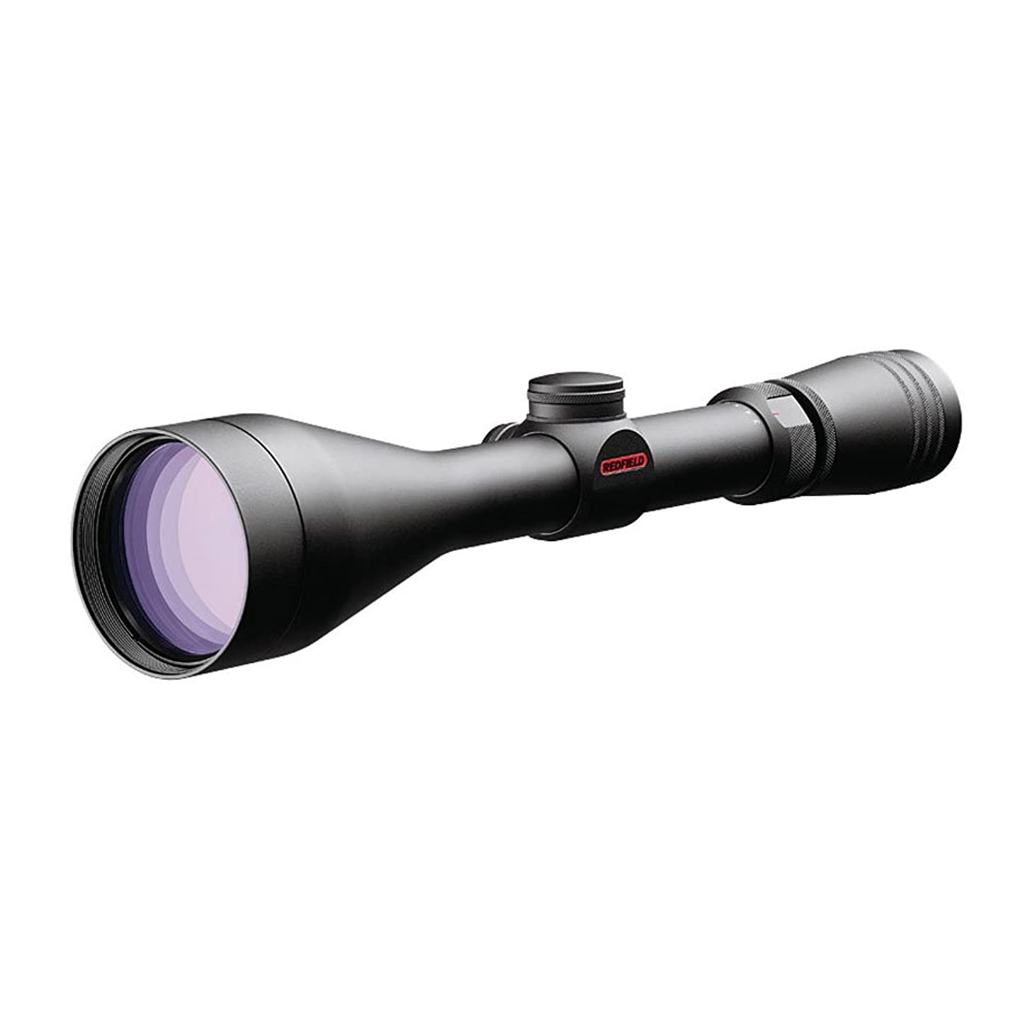 Redfield Revolution 3-9x50mm Riflescope with Accu-Range Reticle, Matte Black
