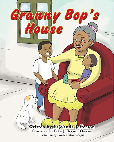 Granny Bop's House (English Edition)