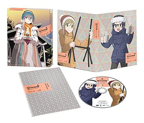 『ゆるキャン△SEASON2』第2巻 [DVD]