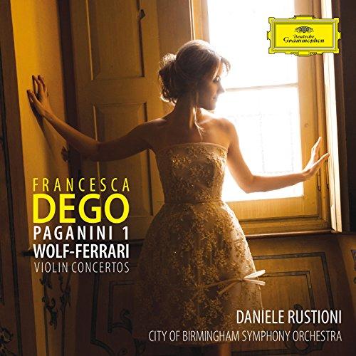 Wolf-Ferrari: Violin Concerto in D Major - 3. Improvviso - (Live)