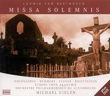 Beethoven, L. Van: Missa Solemnis