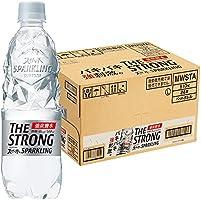 サントリー THE STRONG 天然水スパークリング 炭酸水 510ml ×24本