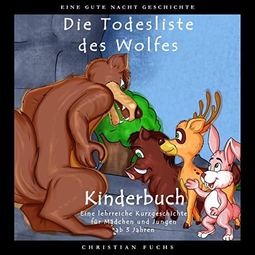 Die Todesliste des Wolfes Titelbild