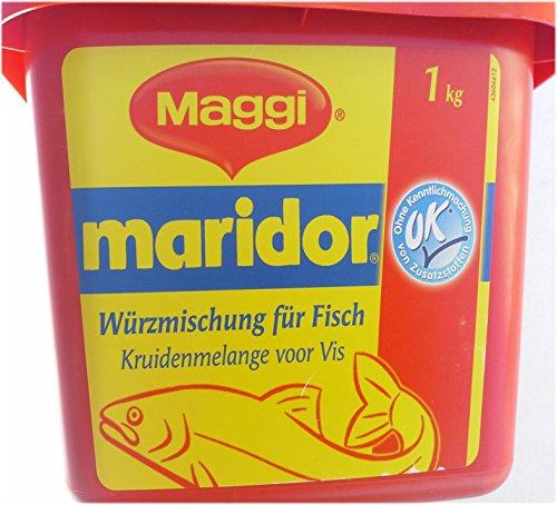 MARIDOR Würzmischung für Fisch