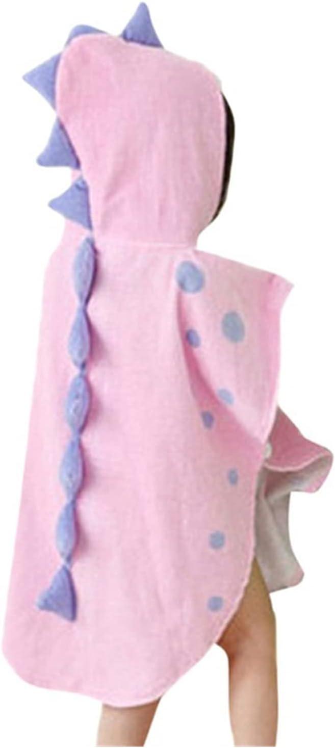 YIBOZY Healthy Soft Infant Baby Tulsa Mall High material Cartoon Boy Dinosaur Hooded Girl