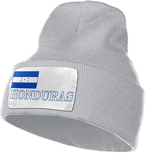 Voxpkrs Honduras Flag Women and Men Skull Caps Winter Warm Stretchy Knitting Beanie Hats