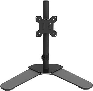 suptek Soporte Simple para Monitores, Soporte Monitor para 13-27 Pulgadas LED/LCD Soporte Monitor Mesa hasta 10KG de Cada ...