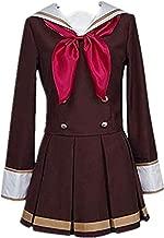 Noblecos Hibike! Euphonium Oumae Kumiko Uniform Cloth Cosplay School Uniform Costume and Wigs