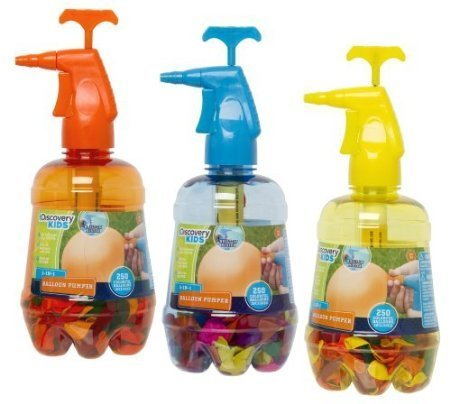 5Star-TD Discovery Kids 3-in-1 Balloon Pumper
